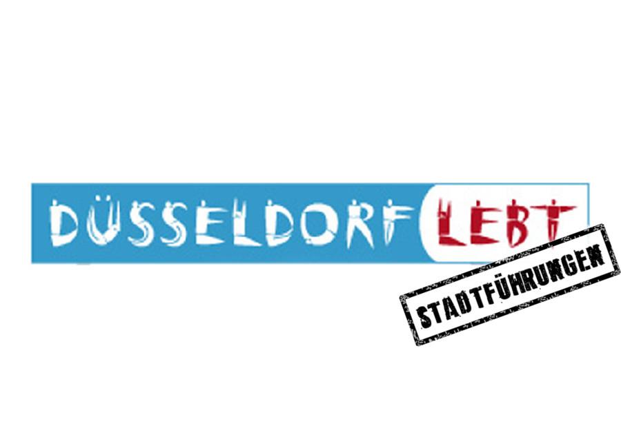 Logo Düsseldorf Lebt Stadtführungen