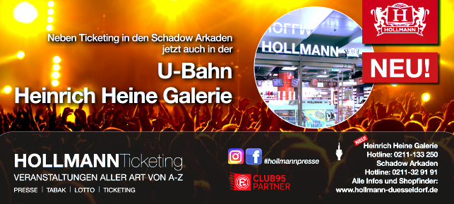 Anzeige Hollmann Ticketing